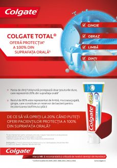 Colgate Total – Visible Action